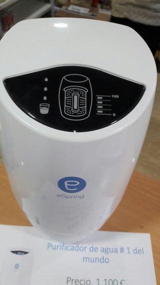 sistema d tratamiento d agua espring