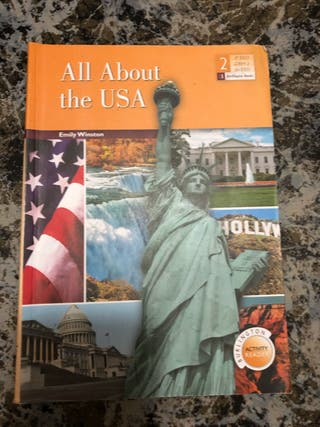 All about the USA (inglés)