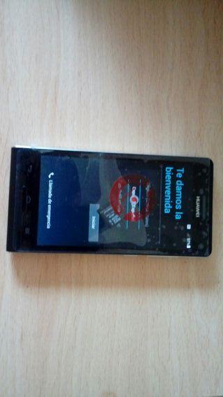 huawei p7 y blackberry z10