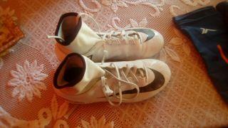 botas futbol 36 y medio