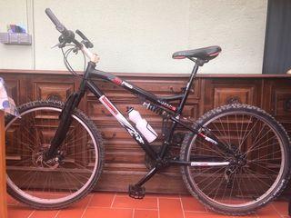Bicicleta de montaña 80 FSD ALUMINIUM