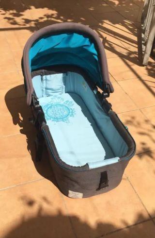 Carro bebé Jané Rider 3 piezas
