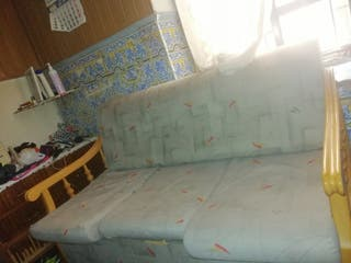 cambio sofá cama en perfecto estado