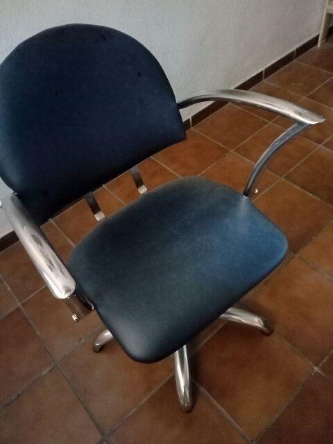 vendo sillon de peluqueria hidraulico