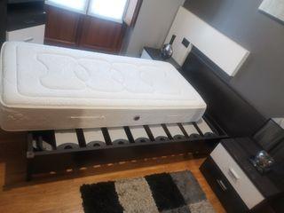 Dormitorio completo (cama 90)