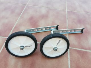 ruedines bicicleta niño