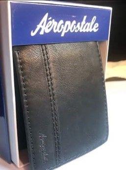 Billeteras cartera hombre Aeropostale