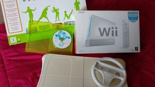 Wii + Mario Kart
