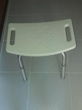 Taburete para baño, silla , asiento baño