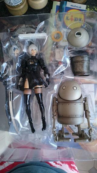 Nier Automata YoRHa NUEVO Square Enix figura