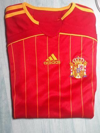 Camiseta de La Selección antigua.