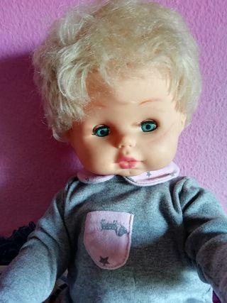 muñeco muñeca TOYSE CUERPO DURO