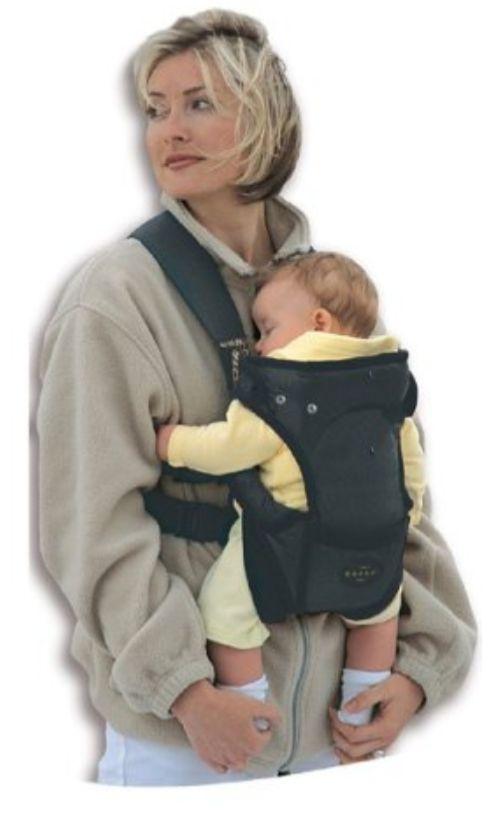 mochila portabebés