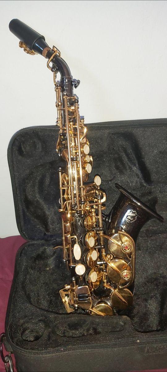 saxofon soprano