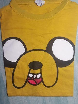 Camiseta Jake el Perro.