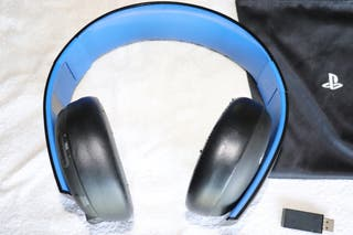 Sony Wireless Stereo Headset PS4/PS3/PC