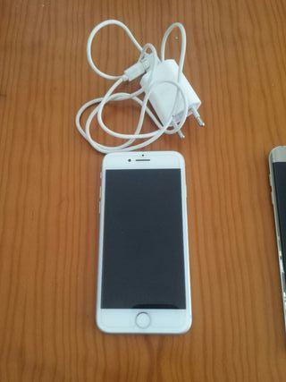 Iphone 8 y Samsung galaxy s7 edge plus