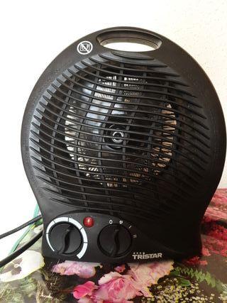ventilador eléctrico 3 funciones ajustables, termo