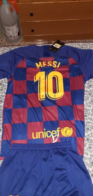 camiseta futbol niño