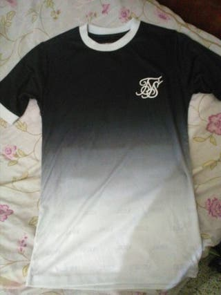 camiseta original siksilk