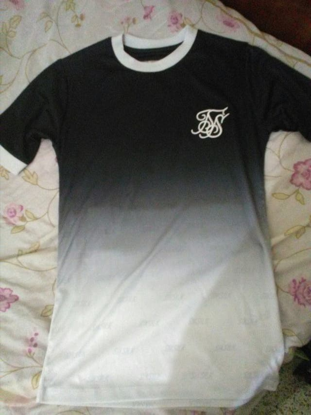 camiseta original siksilk