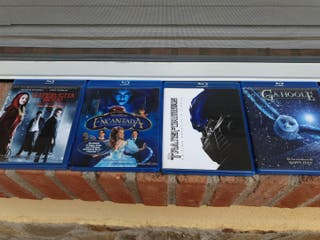 Selección películas Bluray