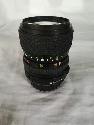 Objetivo Samyang 28-70mm F3.5-4.5