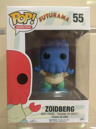 Funko Pop! Zoidberg 55 Exclusive