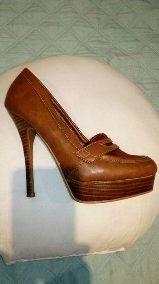 zapato 37 mocasin