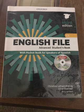 English File C1: Advanced Student's Book.
