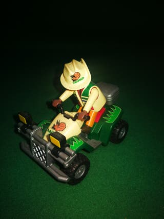 Quad Playmobil