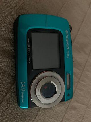 Cámara de fotos acuática Polaroid if045