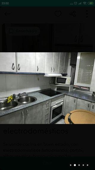 Mueble de cocina de segunda mano en Salamanca en WALLAPOP