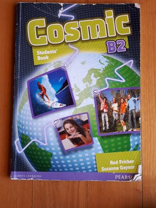 Libro de Inglés B2 (Cosmic)
