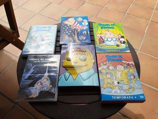 Temporadas completas Series DVD