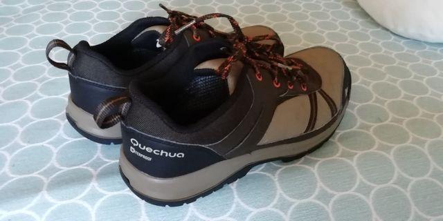 Zapatillas trekking Quechua Arpenaz 100
