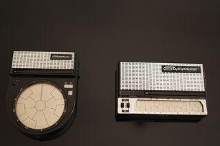 Mini Sintetizadores Stylophone y Korg Monotron