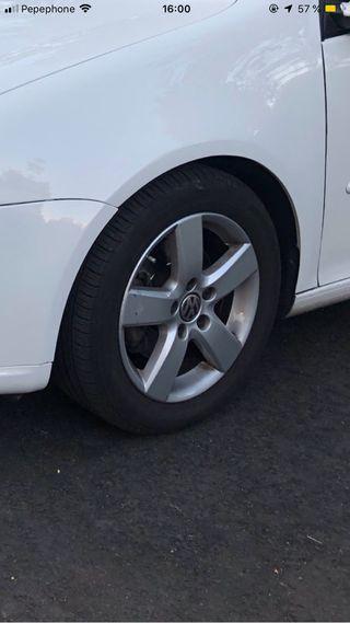 """LLANTAS VW GOLF V GT SPORT 16"""""""