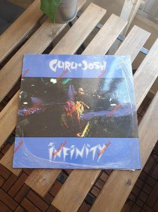 Vinilo Guru Josh. Infinity. 1990