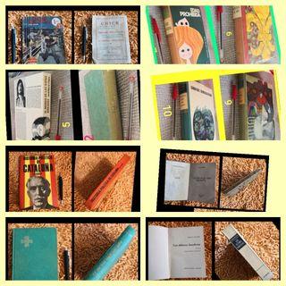 libros antiguos vintage
