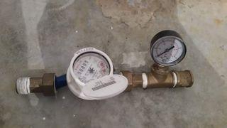 Bar meter water meter medidor de agua medidor bar