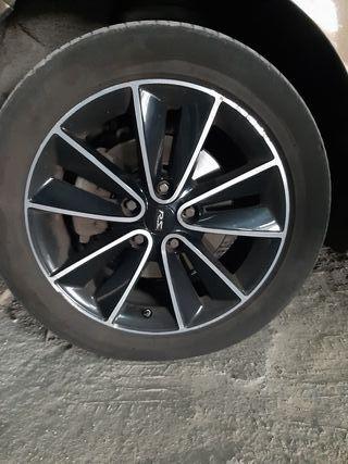 Llantas de Renault