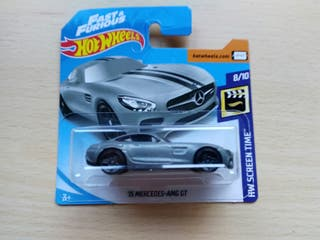 Hot Wheels, Mercedes AMG-GT