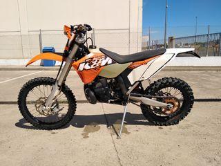 KTM EXC 250 2011