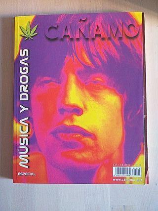 Música y drogas. Especial revista Cáñamo