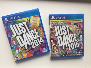 Pack Just Dance 2014 - 2015