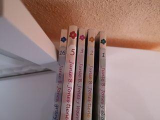 libros Junie.B Jones