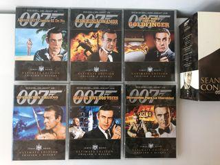 Sean Connery Ultimate 007 Edition-todas sus pelis