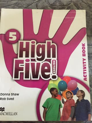 High Five English, Activity Book