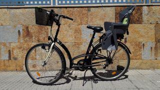 Bicicleta de paseo Ellos 3